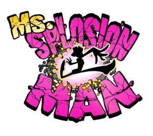Ms. Splosion Man sur iOS