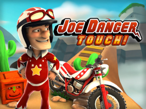 Joe Danger Touch sur iOS