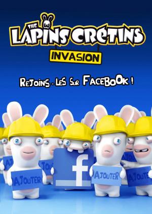 The Lapins Crétins : Invasion sur Web