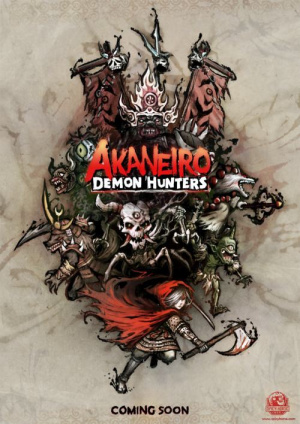Akaneiro : Demon Hunters sur PC