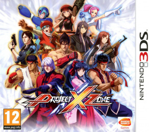 Project X Zone sur 3DS