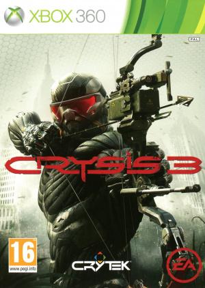 Crysis 3 sur 360
