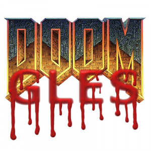 DoomGLES sur Android