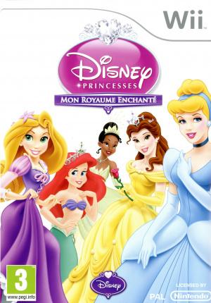 Disney Princesses : Mon Royaume Enchanté sur Wii