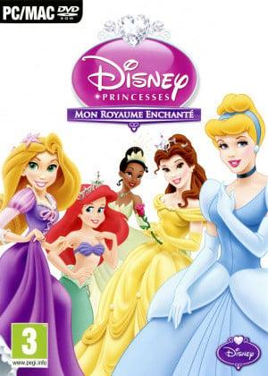 Disney Princesses : Mon Royaume Enchanté sur PC