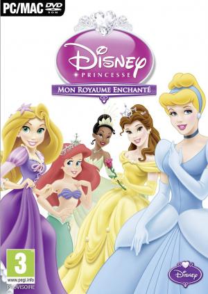 Disney Princesses : Mon Royaume Enchanté sur Mac