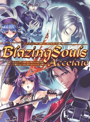 Blazing Souls Accelate sur Vita