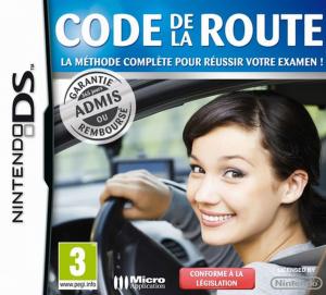 Code de la route - MA sur DS