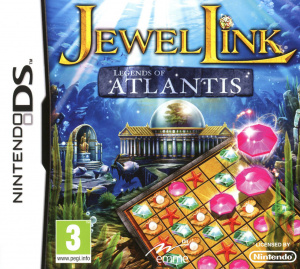 Jewel Link : Legends of Atlantis sur DS