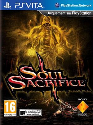 Soul Sacrifice sur Vita