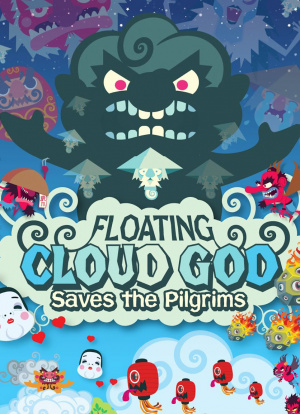 Floating Cloud God Saves the Pilgrims sur PSP