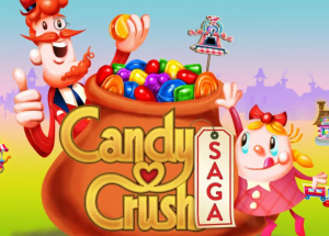 Candy Crush Saga sur Web