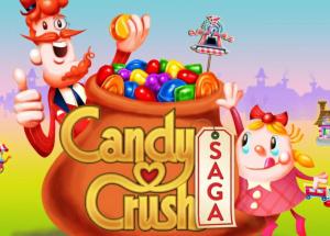 Candy Crush Saga sur iOS