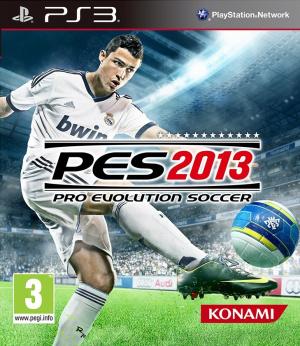 Pro Evolution Soccer 2013 sur PS3