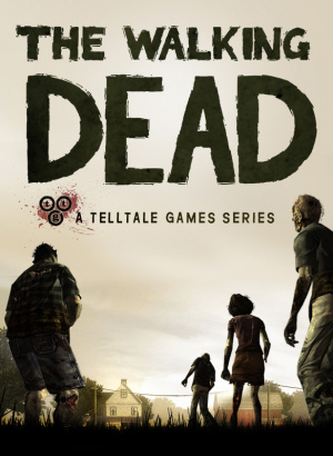The Walking Dead : Episode 1 - A New Day sur PS3