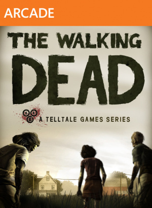 The Walking Dead : Episode 1 - A New Day sur 360