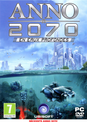 Anno 2070 : En Eaux Profondes sur PC