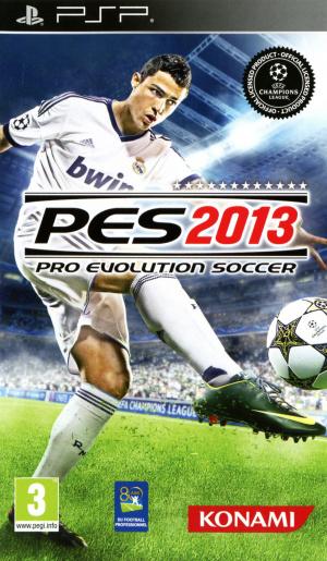 Pro Evolution Soccer 2013 sur PSP