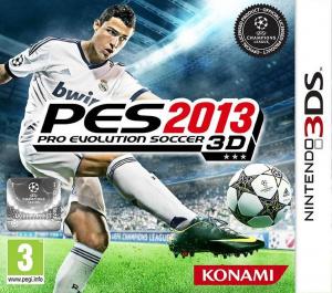 Pro Evolution Soccer 2013 3D sur 3DS