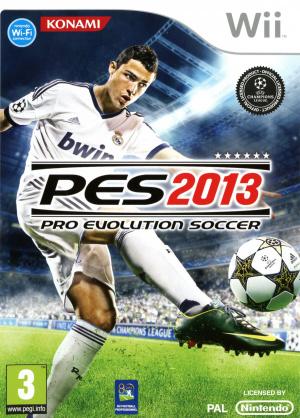 Pro Evolution Soccer 2013 sur Wii