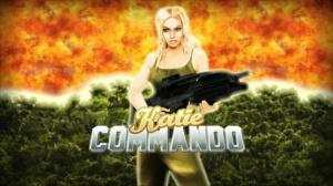 Katie Commando sur Web