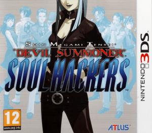 Shin Megami Tensei : Devil Summoner Soul Hackers [CIA]