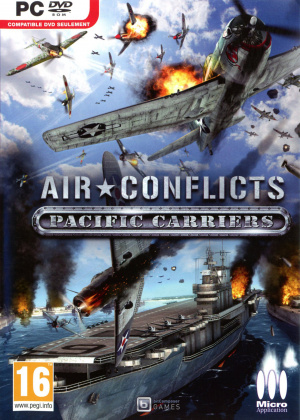 Air Conflicts : Pacific Carriers sur PC