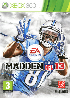 Madden NFL 13 sur 360