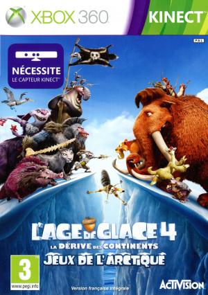 L'Age de Glace 4 : La Dérive des Continents - Jeux de l'Arctique ! sur 360