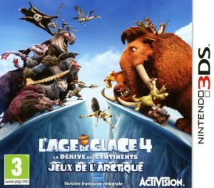 L'Âge de Glace 4 : La Dérive des Continents. EUR-3DS-VENOM