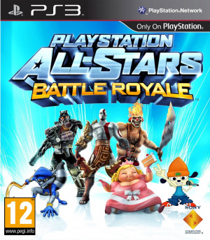 PlayStation All-Stars Battle Royale sur PS3