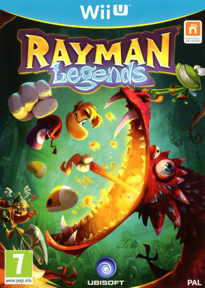 Rayman Legends sur WiiU