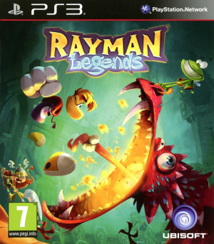 Rayman Legends sur PS3