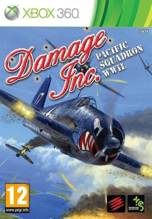 Damage Inc. Pacific Squadron WWII sur 360