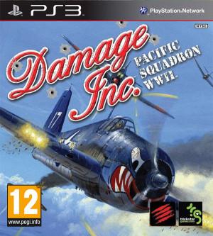 Damage Inc. Pacific Squadron WWII sur PS3
