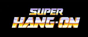 Super Hang-On sur Wii