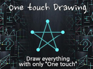 One Touch Drawing sur iOS