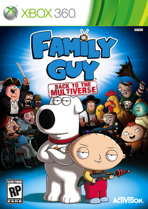 Family Guy : Back to the Multiverse sur 360