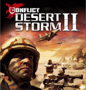 Conflict : Desert Storm II sur PS3