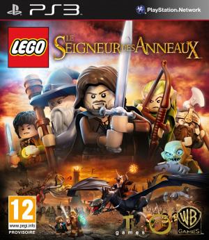 LEGO Le Seigneur des Anneaux sur PS3