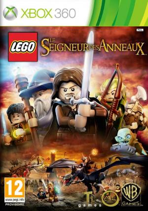 LEGO Le Seigneur des Anneaux sur 360
