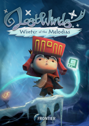 LostWinds : Winter of the Melodias sur iOS