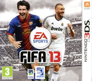 FIFA 13 sur 3DS