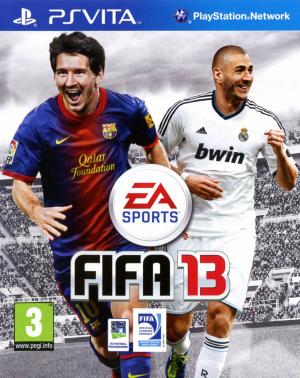 FIFA 13 sur Vita