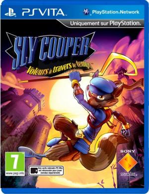 Sly Cooper : Voleurs à travers le Temps sur Vita