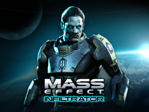 Mass Effect Infiltrator sur Android