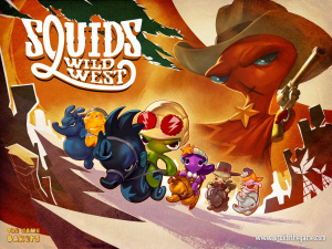 Squids Wild West sur iOS