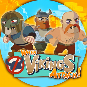 When Vikings Attack! sur Vita