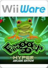 Frogger : Hyper Arcade Edition sur Wii