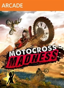 Motocross Madness sur 360